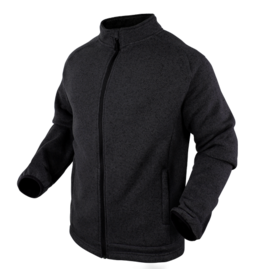 Condor Matterhorn fleece jacket - BK