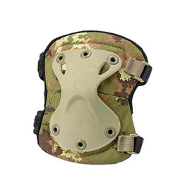 DEFCON5 Tactical elbow pads type Future - Vegetato Italiano