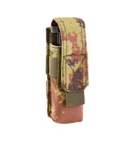 OUTAC Single pistol magazine pouch - Vegetato Italiano