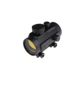 ACM Tactical Red Dot Reflex Sight 1x40 for 11mm prism - BK