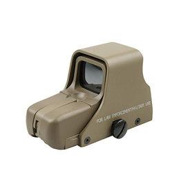 ACM Tactical Point Holo Sight type ET 551 Weaver - TAN
