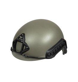 FMA Casque Fibre Aramide - Vert Ranger