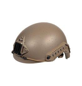 FMA Aramid fiber helmet - TAN