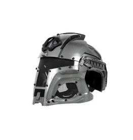 Ultimate Tactical modularer Helm - FAST Warrior - Carbon