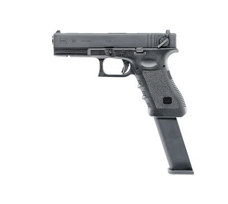 Endlich vorrätig: Die Glock 18C GBB mit FullAuto Funktion