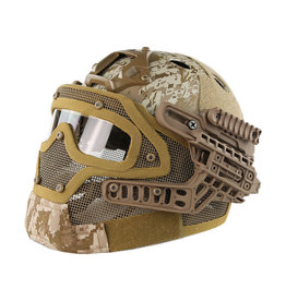 Emerson Gear FAST Para Jump G4 System Helmet - DD