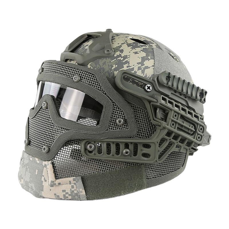 Emerson Gear FAST Para Jump G4 System Helm - ACU