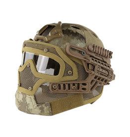 Emerson Gear FAST Para Jump G4 system helmet - ATACS AU