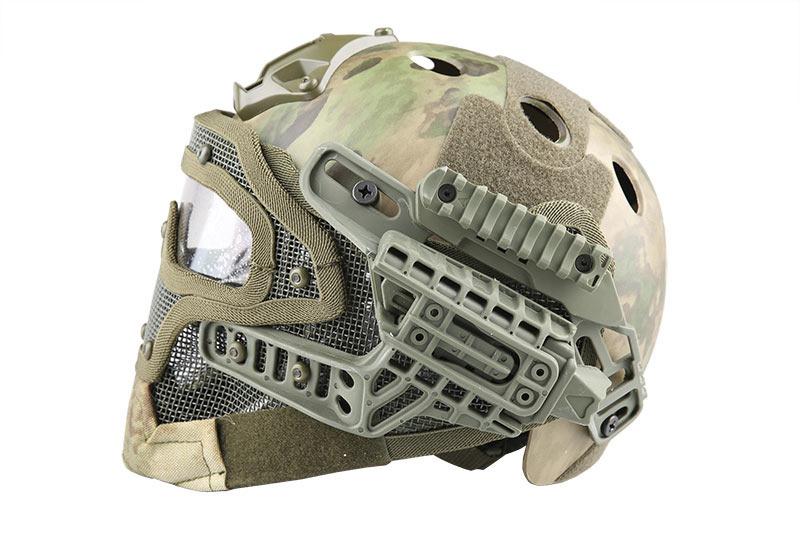 Emerson Gear FAST Para Jump G4 System Helm - ATACS FG