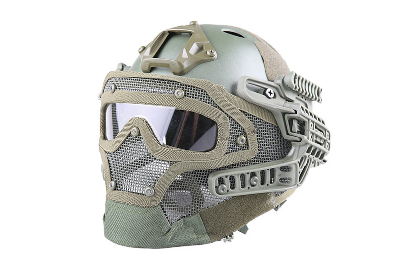 Emerson Gear FAST Para Jump G4 System Helm - OD