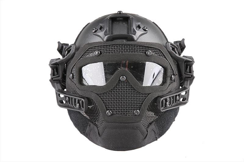 Emerson Gear FAST Para Jump G4 System Helm - BK