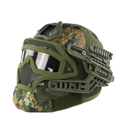 DragonPro FAST Para Jump G4 System Helm - DW