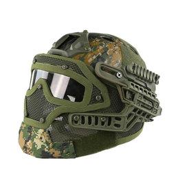 DragonPro FAST Para Jump G4 system helmet - DW