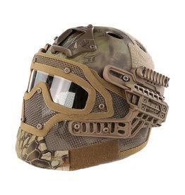 Emerson Gear FAST Para Jump G4 System Helmet - Mandrake