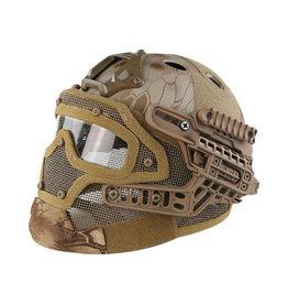 DragonPro FAST Para Jump G4 System Helmet - Nomad