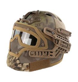 DragonPro FAST Para Jump G4 System Helmet - Mandrake