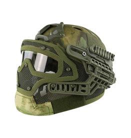 DragonPro FAST Para Jump G4 system helmet - ATACS FG