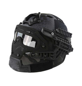 DragonPro FAST Para Jump G4 system helmet - Typhon