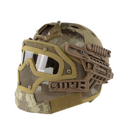 DragonPro FAST Para Jump G4 System Helm - ATACS AU