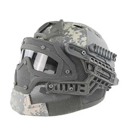 DragonPro FAST Para Jump G4 system helmet - ACU