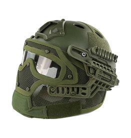 DragonPro FAST Para Jump G4 System Helmet - OD