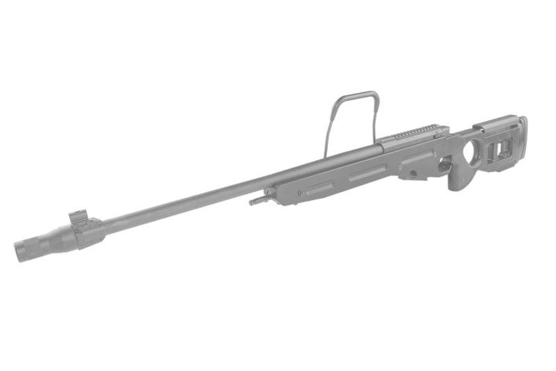 Specna Arms SV-98 Core AWS Sniper Bolt Action Spring - BK
