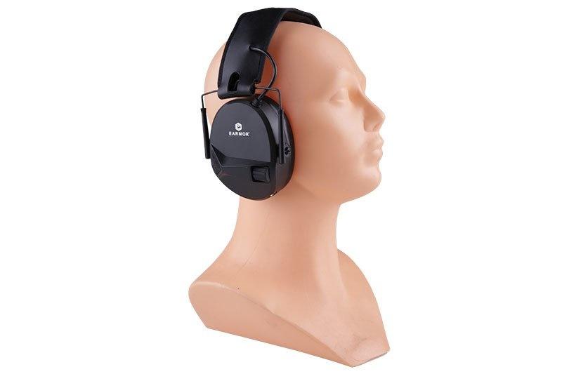Opsmen Protection auditive active Earmor M30 - BK