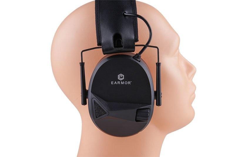 Opsmen Earmor M30 aktiver Gehörschutz - BK