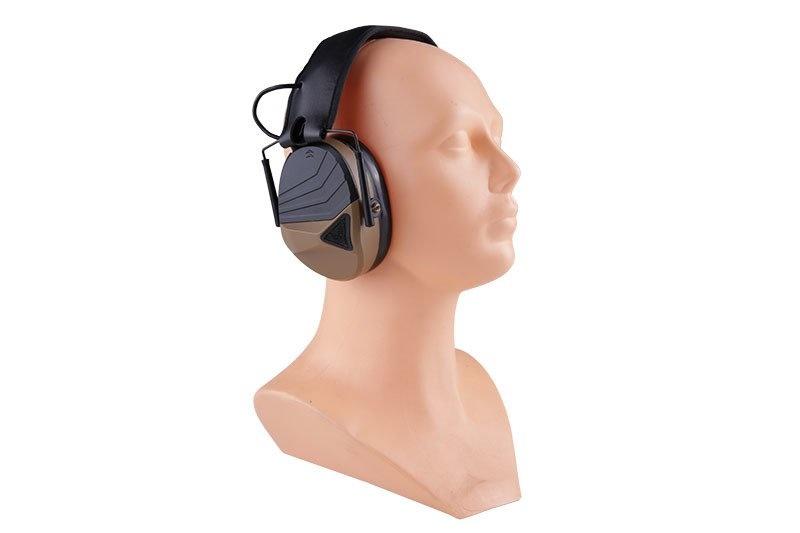 Opsmen Earmor M30 aktiver Gehörschutz - TAN