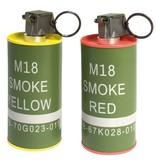 G&G M18 Dummy Rauchgranaten Set - 2 Stück