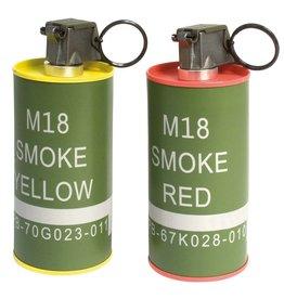 G&G Ensemble de grenade fumigène factice M18 - 2 pièces