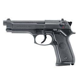 Beretta M92 FS PSS - spring pressure - 0.50 Joule - BK