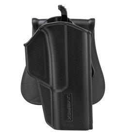 Umarex Glock 17 / TPM1 Paddle Holster - BK