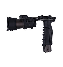 Night Evolution M910 Vertical Foregrip LED WeaponTaclight - BK
