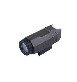 Night Evolution NE01003 Scout pistolets lampe de poche 200 lumens - BK