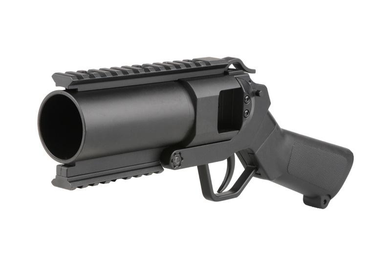 Cyma M052 Moscart Granatwerfer Pistole - BK