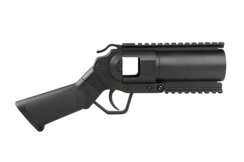Cyma M052 Moscart grenade launcher pistol - BK