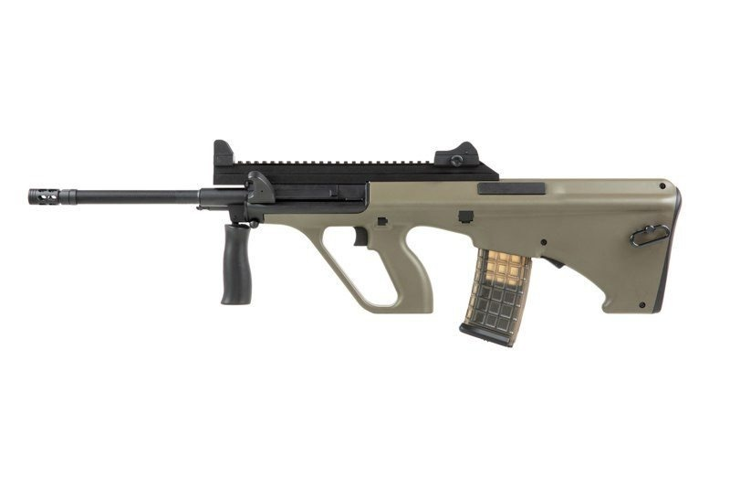 Snow Wolf SW-020C A2 XS AEG 1,49 Joule  - OD