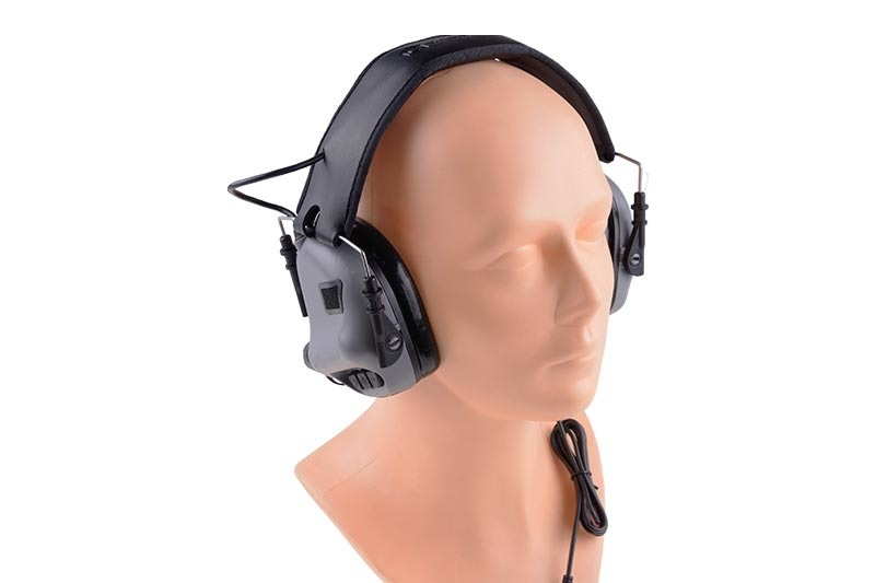 Opsmen Earmor M31 Active Electronic Hearing Protector - GR