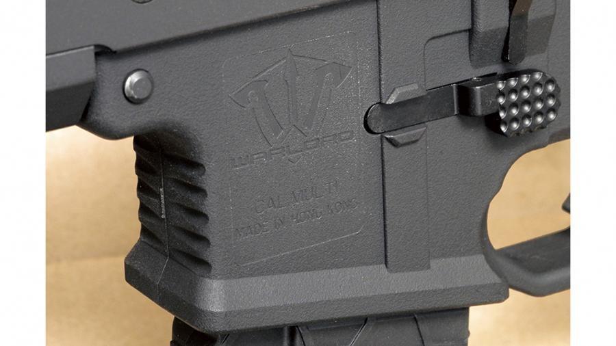 DYTAC Warlord DMR Cerakote Type B AEG 1.0 Joule - BK