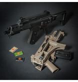Evolution Combat Series EG6 G36C AEG 1,0 Joule  - BK