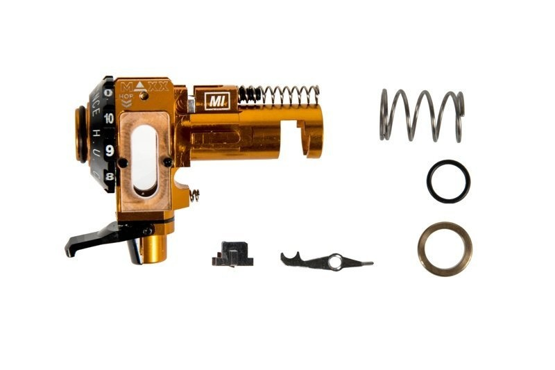 Maxx Model MI - PRO CNC Rotary Hop-Up Kammer für ICS CXP/CS4/EBB