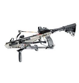 EK-Archery X-Bow Cobra 130 - kit d'arbalète pistolet tactique en fibre de verre - TAN