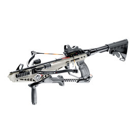 EK-Archery X-Bow Cobra 130 - tactical fiberglass pistol crossbow kit - TAN
