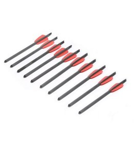 "EK-Archery X-Bow carbon bolts 7.5 ""for pistol crossbow Cobra - 10 pieces"