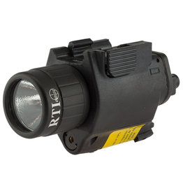 RTI Optics Xenon Taclight Laser Combo - BK