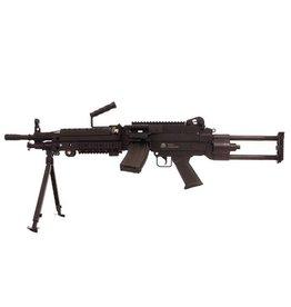 Cybergun FN Herstal M249 Para LMG Polymer AEG 0,84 Joule - BK