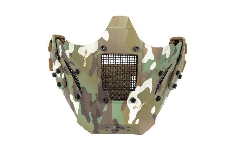 Ultimate Tactical Mesh Schutzmaske für FAST Helme - MultiCam