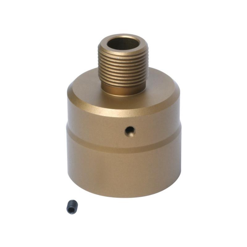 G&G Silencer adapter TM MP9 - TAN