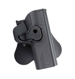 Cytac R-Defender holster for M&P9 right-handers - BK